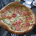 Lake Lure Pizza - OH!  BABY!