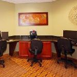 Catch up on emails or work in our hotel business center.