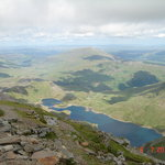 View from Snowdon (pick a clear day)