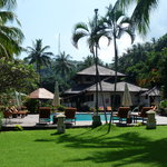 Foto Puri Bunga Beach Cottages Hotel