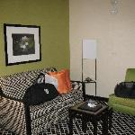 Fairfield Inn Charlotte Mooresville/Lake Norman resmi