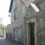 Front of Alfriston YHA, July 2010