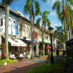 Malay-Islamic Quarter on Sultans of spice tour