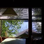 View from Loon's Nest dining table