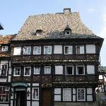 This is the exterior of the haus.  It's nearly 400 years old