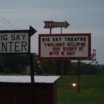 Big Sky Drive In