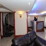 Lobby and reception, also on site public phone, fax, photocopy, Free Wİ-fi available