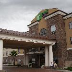 Foto van Holiday Inn Express Hotel & Suites Odessa
