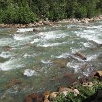Animis River in Durango, C