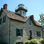  Real light house on grounds