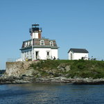 Foto Rose Island Lighthouse