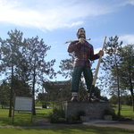 Paul Bunyan Statue