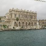 Dolmabahce Palace from the Bosphorus cruise (26237769)