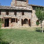 Borgo Gallinaio rear view
