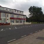  lancaster house hotel blackpool