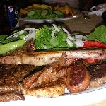 BAYRAMS ENORMOUS MIXED GRILL