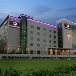 Premier Inn Dubai International Airport Exterior View