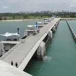 Marina Barrage