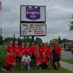 Knights Inn Owen Sound Foto