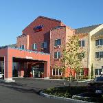 Fairfield Inn & Suites Portland North Harbour resmi