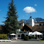 Schloss-Hotel Swiss-Chalet