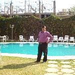 ME AT SWIMMING POOL
