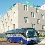 Leger coach at Express by Holiday Inn Saint Nazaire