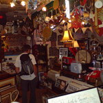 the inside of Lady Kentmores Antiques