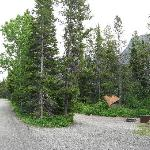 Foto Many Glacier Campground