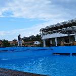  Kamari Beach Hotel : hotel pool