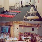 Gym and Dinning room