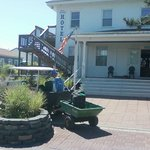 Foto van Fire Island Hotel and Resort