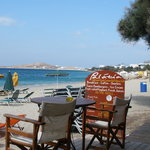  Agia Anna Beach cafes