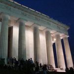 the Lincoln memorial (26598347)