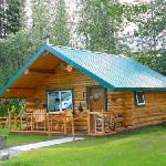 Log Cabin Wilderness Lodge照片