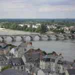  Saumur taken from the Chateau