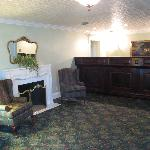 Enjoy the ambiance of the newly renovated Americas Best Value Inn of Osceola