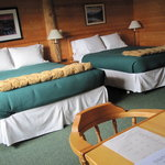 Photo de Glacier Bay's Bear Track Inn
