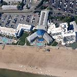  Aerial view of the Hotel Breakdown