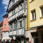 Walking around Ansbach
