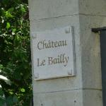  l`entree du chateaux