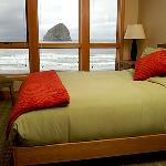 Cottages at Cape Kiwanda Foto