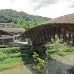Foto de Crosswaters Ecolodge & SPA