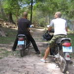 Khmer Ways - Moto Adventures Day Tours