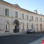  Street frontage of hotel