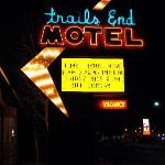Foto de Trails End Motel Sheridan