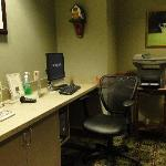 Hampton Inn and Suites Chicago / Aurora resmi