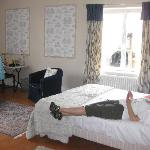 spacious and reasonably priced room