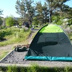 Mammoth Campground Foto