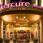 Mercure Porte de St Cloud Paris